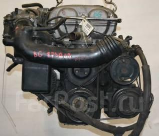 Двигатель в сборе. Mazda Roadster Двигатель B6
