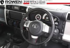 Руль. Toyota FJ Cruiser, GSJ10, GSJ15W, GSJ15 Двигатель 1GRFE. Под заказ