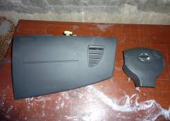 Подушка безопасности. Nissan Tiida Latio, SC11 Двигатель HR15DE