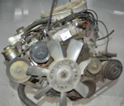 Двигатель в сборе. Toyota Mark II Двигатель MU