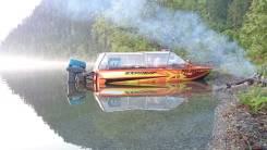 Амур. Год: 2010 год, длина 5,60м., двигатель подвесной, 90,00л.с., бензин