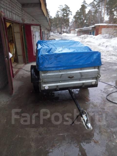 Курганские прицепы. Продам прицеп к легковому авто, 750 кг.