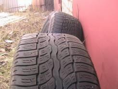 Bridgestone Dueler H/T D687. Летние, 2011 год, износ: 50%, 1 шт