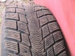 Michelin IVALO 2. Зимние, шипованные, 2011 год, износ: 40%, 1 шт