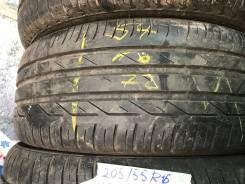 Bridgestone Turanza. Летние, 2014 год, износ: 20%, 2 шт