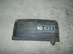 Крышка ремня ГРМ. Toyota Chaser, GX81 Двигатель 1GGZE