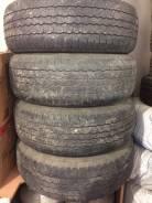 Bridgestone Desert Dueler 610. Летние, износ: 60%, 4 шт