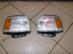 Габаритный огонь. Toyota Camry Prominent, VZV20