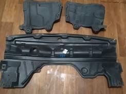 Защита двигателя. Nissan Teana, J31 Двигатель VQ23DE