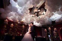 Фото-зона из воздушных шаров, оформление вашего торжества