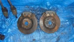 Рабочая тормозная система. Subaru Legacy, BL, BP