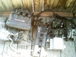 Продам запчасти nissan cub, honda fit. Honda Fit Двигатель L13A