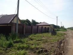 Продам участок в с. Краснореченское на Зеленой горке 15 соток. 1 500 кв.м., собственность, электричество, от агентства недвижимости (посредник)