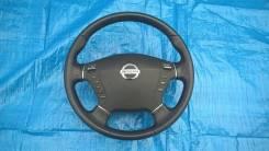 Руль. Nissan Fuga, Y50, PNY50, PY50, GY50 Infiniti M25 Infiniti M35, Y50 Двигатель VQ35DE