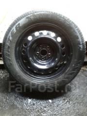 Продам колесо(запаска) 5*100, резина 215*60/R16. x16 5x100.00