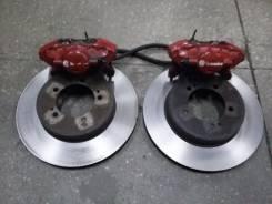 Тормозная система. Mitsubishi Lancer Evolution, CT9A, CT9W Mitsubishi Lancer, CT9A, CT9W
