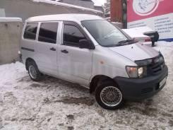Toyota Town Ace Noah. Без водителя
