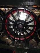 NZ Wheels F-23. 6.5x16, 5x114.30, ET40, ЦО 66,1 мм.