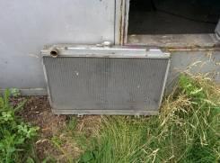 Радиатор охлаждения двигателя. Nissan Silvia