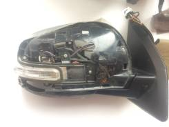 Зеркало заднего вида боковое. Mitsubishi Outlander, CW6W