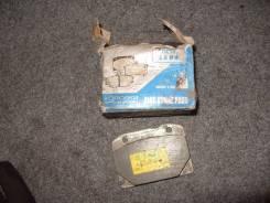 Колодка тормозная дисковая. Лада 2106, 2106 Двигатели: BAZ21011, BAZ2103, BAZ2106