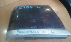 Cтоп L с ресничкой Лада 2115( тонирован), левый