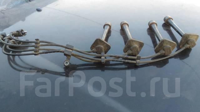 Высоковольтные провода. Toyota: Tercel, Raum, Corolla, Cynos, Corsa, Starlet, Sprinter, Corolla II, Caldina Двигатели: 4EFE, 5EFE