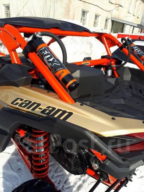 BRP Can-Am Maverick X3 X RS. исправен, есть птс, без пробега
