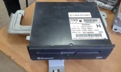 Dvd-проигрыватель. Nissan Tiida, C11 Двигатель HR15DE