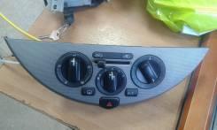 Блок управления климат-контролем. Nissan Note, E11, E11E Двигатель HR15DE