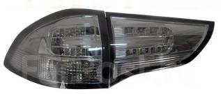 Стопы + вставки тюнинг диодные Mitsubishi Pajero Sport 2008+ хром. Mitsubishi Pajero Sport, KH0 Двигатели: 4D56, 4M41, 6B31. Под заказ