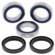 Комплект подшипников заднего колеса All Balls 25-1591 Yamaha YZ250F 09-10, YZ450F 09