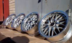Light Sport Wheels. 8.0/8.0x18, 5x114.30, ET35/41, ЦО 73,0 мм.