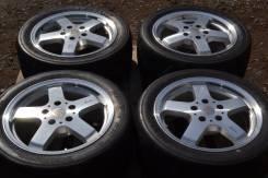 Milano Spoke 5*114,3 R16 #Japan# Brembo OK на Dunlop Direzza 225/45. 7.0x16 5x114.30 ET48 ЦО 72,0мм.