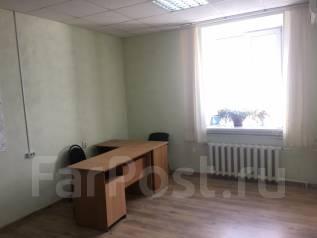 Под офис, 20 кв. м. хороший ремонт, рядом налоговая. 20 кв.м., улица Постышева 16, р-н Центральный