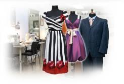 Пошив и ремонт одежды, вязание