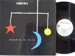 КРИС РИ - Chris Rea - Wired to the Moon - DE LP 1984 виниловый диск