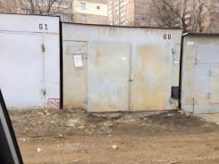 Гаражи кооперативные. улица Иртышская 32/4, р-н БАМ, 19 кв.м. Вид снаружи