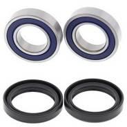 Комплект подшипников переднего колеса All Balls 25-1363 Suzuki RM125 88-91, RM250 87