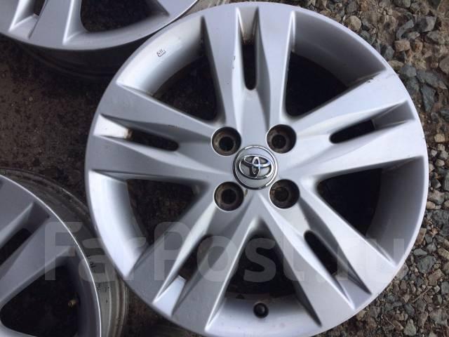 "Toyota. 5.0x16"", 4x100.00, ET45, ЦО 60,5мм."