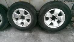 Bridgestone Dueler H/T D840. Летние, 2006 год, износ: 40%, 4 шт