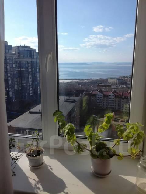 Комната, улица Днепровская 22. Столетие, агентство, 13кв.м. Вид из окна днём