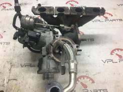 Турбина KK3 c коллектором Audi A4 B7 /VPL Parts/. Audi A4, B7