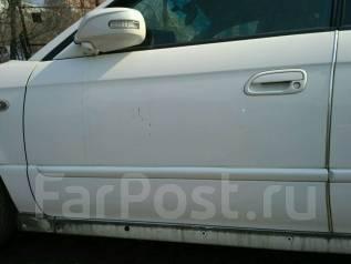 Зеркало заднего вида боковое. Subaru Legacy, BE5, BH5
