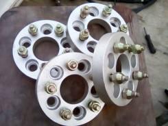 Проставки колёсные 4 шт 25мм 5х100