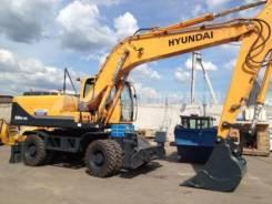 Hyundai R210W-9. Экскаватор колесный S (ковш 1,05 куб. м. ), 1,00куб. м.