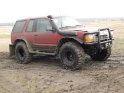 Ford Explorer Sport. механика, 4wd, 4.0 (156 л.с.), газ, 120 000 тыс. км