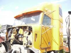 Кабина. Freightliner