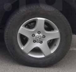 Volkswagen. 7.5x17, 5x120.00, ET55, ЦО 65,1мм.