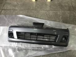 Бампер. Nissan Versa Nissan Tiida Двигатели: HR16DE, MR18DE, K9K